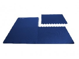Podložka pod fitness vybavenie - SCRAB, 4 kusy 61x61 cm